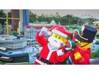 馬來西亞樂高樂園全新VR雲霄飛車!12月還有樂高聖誕樹