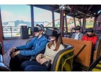 香港海洋公園聖誕城開幕 期間限定超刺激「VR雲霄飛車」