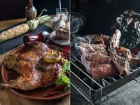 西班牙道地巴斯克燒烤在台中!吃得到整隻柴燒香料雞