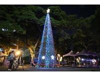 漫步聖誕氛圍大學校園!2017全台大學聖誕樹點燈蒐集