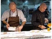 江振誠法國師傅將客座S Hotel北歐餐廳 餐費5000元