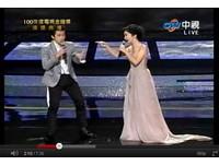 金鐘獎/「哈林」高調示愛 典禮上向阿妹喊「我愛妳」
