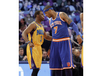 NBA/打造尼克三巨頭 安東尼指名保羅