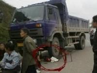 小悅悅第二 四川5歲男童遭貨車撞倒後輾斃