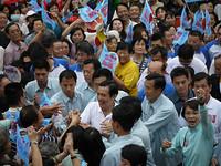 馬吳三山總部成立 楊秋興:當馬總統在高雄的堅強後盾