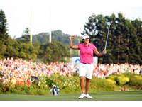 郭台銘捐款2千萬 贊助高爾夫運動