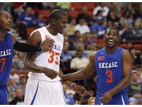 NBA/杜蘭特與球星不滿勞資糾紛 慈善賽場大洩憤
