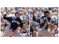 MLB/前洋基「左右開投」找新頭路 當運動家續追夢