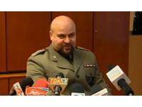 直擊!波蘭檢察官證明自身清白 記者會後舉槍自盡