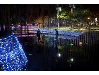 親愛的我們去散步吧!新竹護城河耶誕點燈浪漫到2018