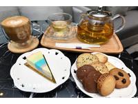 新開幕!清境下午茶香濃可可、療癒彩虹乳酪蛋糕
