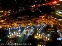 隱藏版免費夜景!新北市政府32樓觀景台俯瞰都市星光