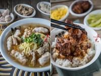在百貨公司裡喝肉羹湯 台北自創品牌肉羹店
