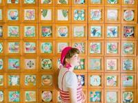 台灣第一座「古厝花磚博物館」上千片花磚再現風華