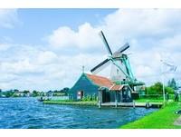 荷蘭超級大風車!見識在眼前呼嘯而過的風車扇葉