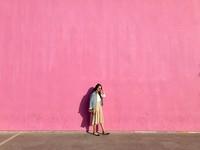 國內外網美都朝聖!洛杉磯Melrose Avenue必拍「打卡牆」
