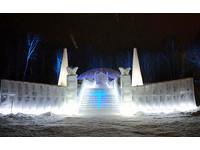 冰雪奇緣真實版!北海道冬季限定冰之教堂 極速冰梯超刺激