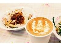 台式下午茶!屏東萬巒咖啡店 客家粄條配咖啡超酷