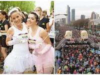 世界上超狂主題路跑精選 穿著公主裝奔跑吧!