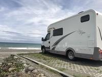 露營愛好者終極夢想!開「自走式露營車」環島訪秘境