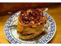 號稱「全台北市最好吃肉桂捲」 藏身台北大安巷弄 !