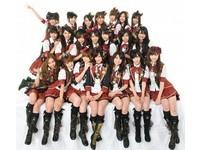 「後宮美少女」AKB48 爭取發片猶如選妃