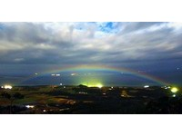 異象!北海道零下29度 沖繩驚現珍貴月虹