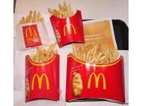美國碼頭罷工 害日本麥當勞只能賣小薯