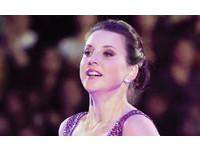 俄羅斯旋轉皇后 不畏重症打擊樂天享受滑冰