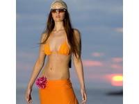 遮蔽的伊斯蘭 印尼辦世界小姐選美禁穿比基尼