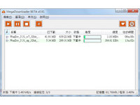 阿榮福利味/MegaDownloader - MEGA下載器
