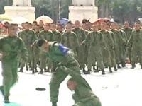 台灣特戰部隊登Discovery  馬捧場首映讚國軍戰力
