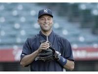MLB/與宗教領袖齊名 洋基隊長基特全球50大領袖入榜