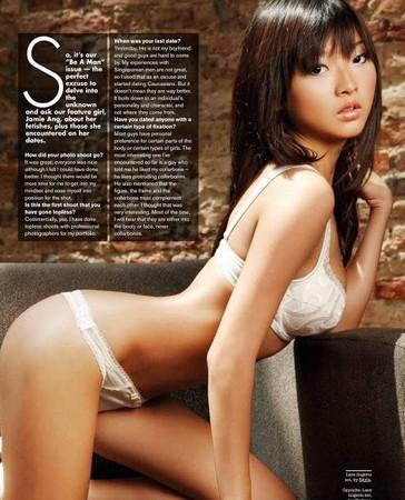 Jamie Ang nude photos