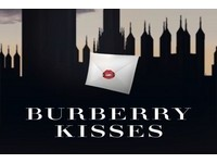 kisplay/BURBERRY KISSES為你「唇」遞祝福