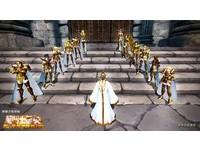 《聖鬥士星矢Online》6月27日開放創角 7 月 3 日封測
