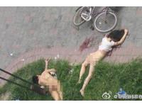 武漢情侶窗邊做愛墜亡? 舊聞裸屍照瘋傳