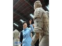 訪問西安讚嘆兵馬俑 朴槿惠:終於圓夢了