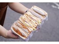 精選全台5間「浮誇芋頭吐司」!奶酪、滑蛋夾芋頭超涮嘴