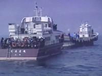 船舵卡漁網 東琉交通船漂流1小時