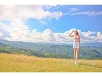 空拍360度零死角仙境!到貢寮「桃源谷」包場無邊大草原