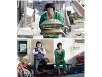 金秀賢新片學英九扮傻 韓國首映刷新票房紀錄