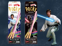 哇!真想嚐嚐看星際大戰角色們代言的食品!
