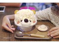 花蓮人氣日式冰店重新開張!「熊熊冰、富士山冰」回來了