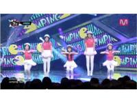 韓女團Crayon Pop彈跳「充氣舞」 紅翻韓國女警跟著學