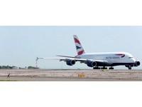 南非運動員手刀「軋」空中巨無霸A380 人與飛機百米賽