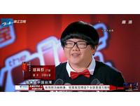 林育群上《中國好聲音》那英識貨!飆高音:我來自台灣