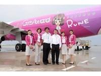 5月3日零時開賣 樂桃航空飛大阪機票2280元起