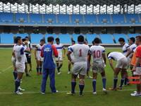 橄欖球/中華體型歷年最佳 教練:能與國際隊伍抗衡