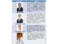 內閣新名單 陳冲下午3時公布